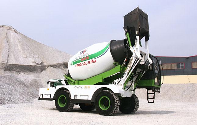 自动混凝土搅拌车的驱动装置怎样维护?